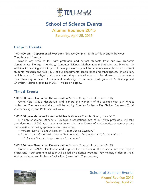 SoS Events-Alumni Reunion 2015-1