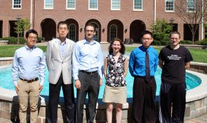 New Faculty Group Photo