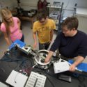 Department of Physics Wins TCNJ Award for Departmental Excellence