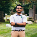 Clues from a student's research at one New Jersey cemetery puts the famed 1918 pandemic into a local context