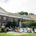 TCNJ physics students shoot rockets over campus