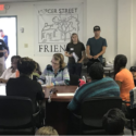 Computer science and business students team up to provide real-world solutions to local charity