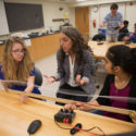 Distinguished Clare Boothe Luce Professorship awarded to TCNJ Physics department